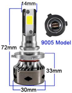 светодиоды 9005